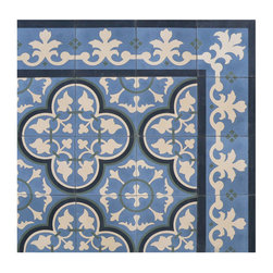 Studio 4- Cement Tile -