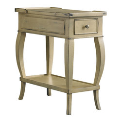 Baker Furniture - Chairside Table -