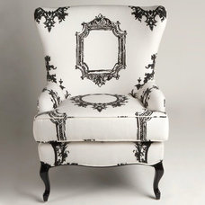 Modern Armchairs And Accent Chairs by Woodson & Rummerfield's House of Design