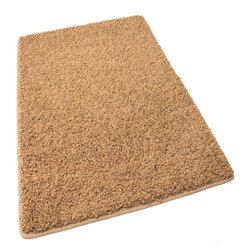Koeckritz - Runner Frieze Shag 45 oz Area Rug Carpet Retro Gold, Muti, 2.5'x9' - This rug is more of a frieze then it is shag. Soft and plush solution dyed 45 oz. 3/4 inch thick (pile height) polyester. Combines the best of innovation, craftsmanship and fashion. The yarn in this gorgeous rug is made of is 100% extra soft polyester, a carpet fiber that is not only incredibly soft, but exceptionally durable. The edges of these rugs are bound and finished with a matching soft, yet durable nylon fabric binding that is sewn to the edge of the rug for a very clean finish. Not to mention the speckled colors look great and would hide just about anything. Unsurpassed in quality and style without sacrificing affordability. In addition to their beauty and durability, Koeckritz area rugs are made from superior materials and the right colors to express your personal style. Koeckritz area rugs are the premium choice when it comes to color and value as they provide unique interpretations for traditional and modern interiors. Decorate the office, den, living room, dining room, kitchen or bedroom. This rug will accent and add life to any room. Due to so many custom sizes available, some rugs will require a seam. This is done on the underside of the area rug with a special seam tape. The seam will be invisible. *Please Note that size and color representation are subject to manufacturing variance and may not be exact. Also note that monitor settings may vary from computer to computer and may distort actual colors. Photos are as accurate as possible; however, colors may vary slightly in person due to flash photography and differences in monitor settings. Each rug/carpet is manufactured with the same colors as pictured.