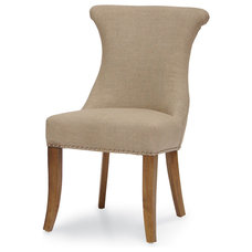 Transitional Dining Chairs by Masins Furniture