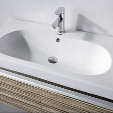 Contemporary Bathroom Vanities And Sink Consoles by Siema Kitchen and Bath