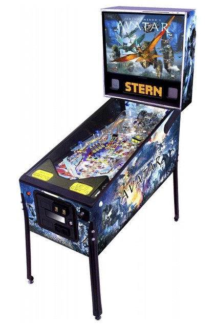 eclectic games by The Pinball Company