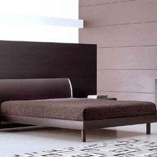 Contemporary Beds Trendy Modern Italian Bed By SMA Mobili