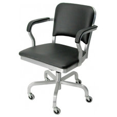 Emeco Navy Chair Upholstered