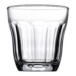 Hospitality Glass - 3.5H x 3.5T x 2.25B 10 oz Rocks Tumblers 36 Ct - 10 oz Rocks