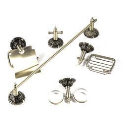 Bathroom accessories - Material: copper