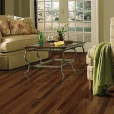"Bahia 3.25"" - Brazilian Walnut Natural in Mohawk Flooring Hardwood"