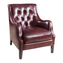 Hooker Furniture - Club Chair - CC854-01-069