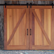 Garage Doors by NEWwoodworks Fine Woodworking