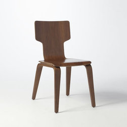 Stackable Chair - These simple and natural chairs come at a wonderful price. I had the chance to sit in them at the store and found them to be the perfect dining room option for simplicity and functionality.