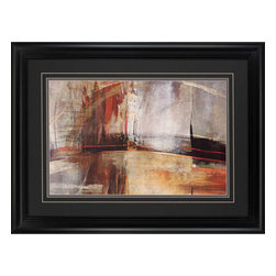 Paragon - Vivo - Framed Art - Each product is custom made upon order so there might be small variations from the picture displayed. No two pieces are exactly alike.