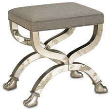 Traditional Vanity Stools And Benches by Milieu