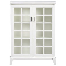 traditional bookcases cabinets and computer armoires by Crate&Barrel