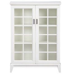traditional bookcases cabinets and computer armoires by Crate&amp;Barrel
