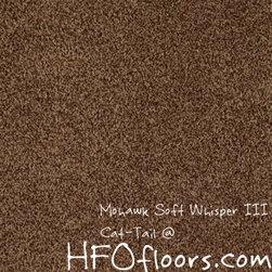 Mohawk Carpet Soft Whisper III - Mohawk Soft Whisper III, Cat-Tail 12' wear dated Nylon carpet. Available at HFOfloors.com.