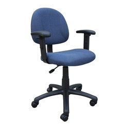 Fabric chair with casters office chairs find ergonomic office chair and task chair designs online - Why you need an ergonomic chair for your home office ...