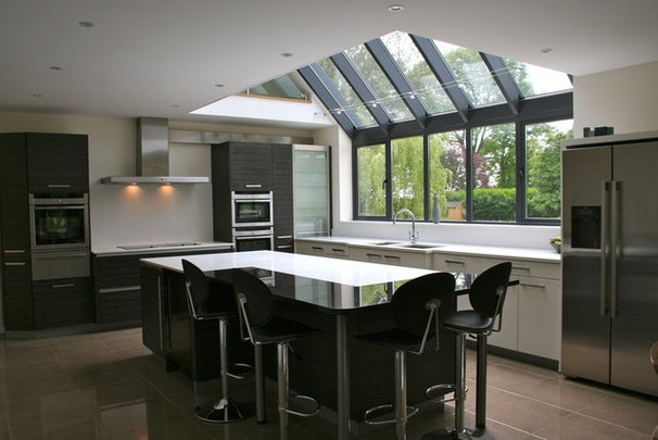 Contemporary Kitchen Cabinetry by i-dreamkitchens ltd