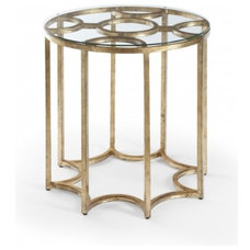 Transitional Side Tables And End Tables by BwCollier Interior Design, BwC Studio