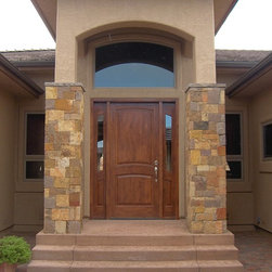 entry doors - Woodsmith Custom Millwork