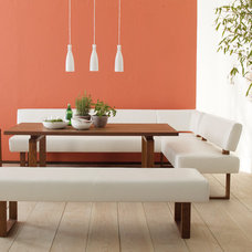 Contemporary Indoor Benches by The Collection German Furniture