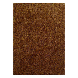 Rug - ~5 ft. x 7 ft. Authentic Beige Living Room Area Rug, Shaggy & Hand-tufted - Living Room Hand-tufted Shaggy Area Rug