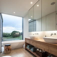 Contemporary Bathroom by Urban Angles