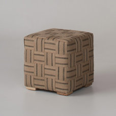 Contemporary Ottomans And Cubes by Schoolhouse Electric