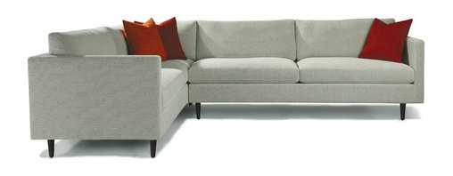 The Sit In Sectional by Milo Baughman from Thayer Coggin - Thayer Coggin, Inc.