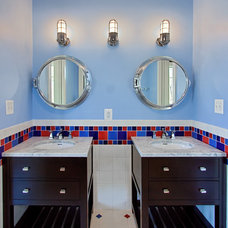Contemporary Bathroom by Tradition Homes