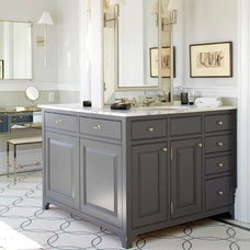 Traditional Bathroom by John Toates Architecture and Design