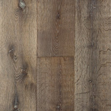 Rustic Hardwood Flooring by Heppner Hardwoods, Inc.
