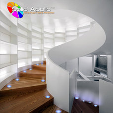 modern recessed lighting by Solid Apollo