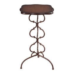 Sterling Industries - Sterling Industries 51-10128 Manchester-Moorish Pattern Side Table - Side Table (1)