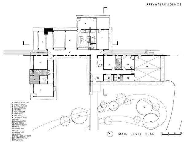 Rustic  by Carney Logan Burke Architects