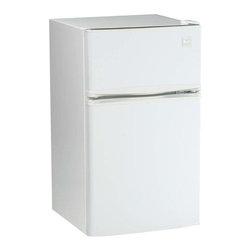 Avanti - Avanti 3.1 Cubit Foot Two Door Counterhigh Refrigerator - FEATURES
