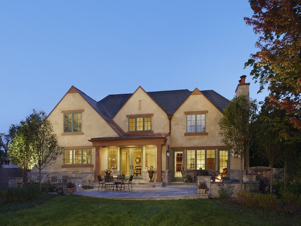 Traditional Porch by MainStreet Design Build