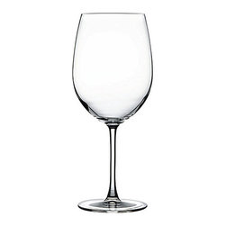 Hospitality Glass - Bar & Table 27.25 oz Burgundy Wine Glasses 16 Ct - Bar & Table 27.25 oz Burgundy