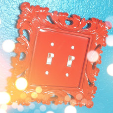 Eclectic Switch Plates And Outlet Covers by SEGELQUISTDESIGN