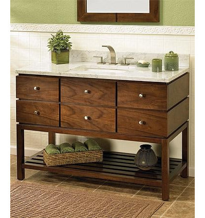Contemporary Bathroom Vanities And Sink Consoles by fairmontdesigns.com