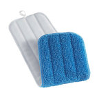 e-cloth - e-cloth Deep Clean Mop Head - The Cloth Deep Clean Mop, Perfect green Cleaning mop. Clean with only water.Cloth Deep Clean Mopallows you to say goodbye to the hassle of ordinary wet mops and cut down on the waste associated with dry mop alternatives.