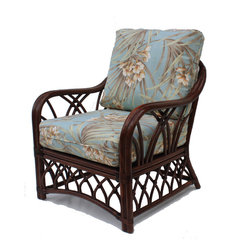 Naples Rattan Chair