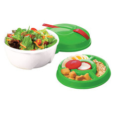 Contemporary Lunch Boxes And Totes by Dr. Leonards