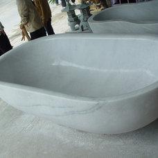 Asian Bathtubs by YORDA