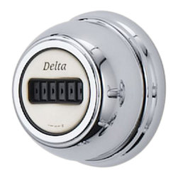 Delta - Delta T50001 Delta Body Spray Trim with H2Okinetic Technology (Chrome) - Delta T50001  with sensible and classical style for a timeless addition to your bathroom. The Delta T50001 is a H2Okinetic Body Spray in Chrome.
