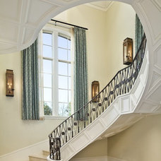 Traditional Staircase by Astleford Interiors, Inc.
