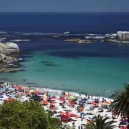 Clifton Beach, Cape Town, South Africa -