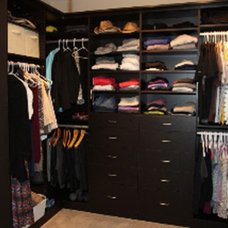Traditional Closet by California Closets Colorado