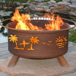 Pacific Coast Fire Pit -
