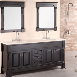 "72"" Marcos Double Sink Vanity (DEC081) -"